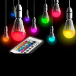 Aurora Colour Changing Light Bulb